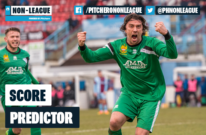 Predict and win with Pitchero Non-League's score predictor