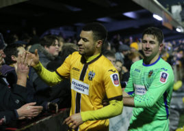 Sutton Star Biamou Is Sent To Coventry