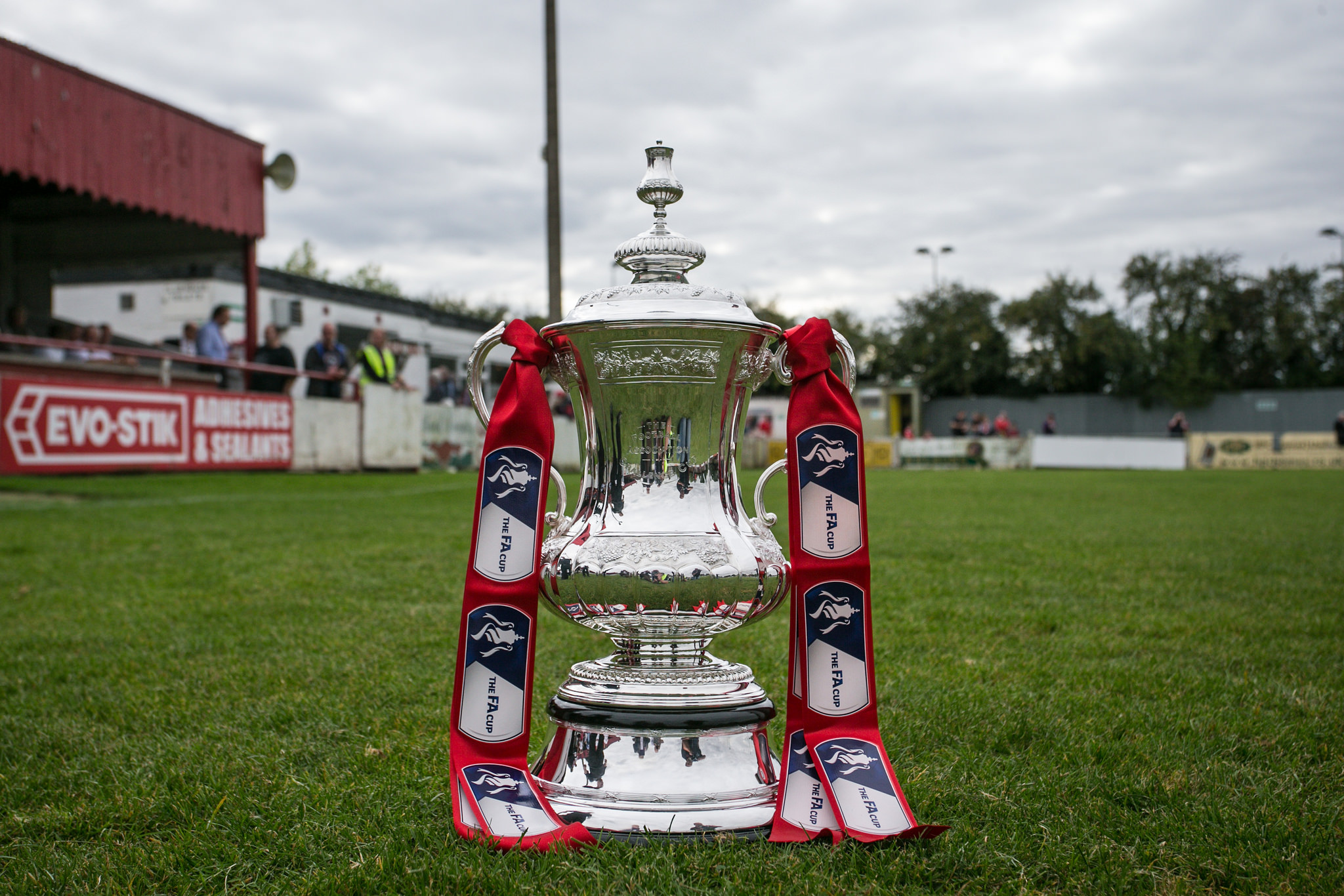Home draws for Bury Town and AFC Sudbury in FA Cup