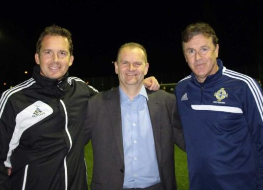 Davies & Dreyer Handed Southport Helm