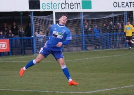 Basford March On – Frickley Hit Market Drayton For Six