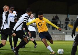 Saturday`s Buildbase FA Trophy First Round Review……